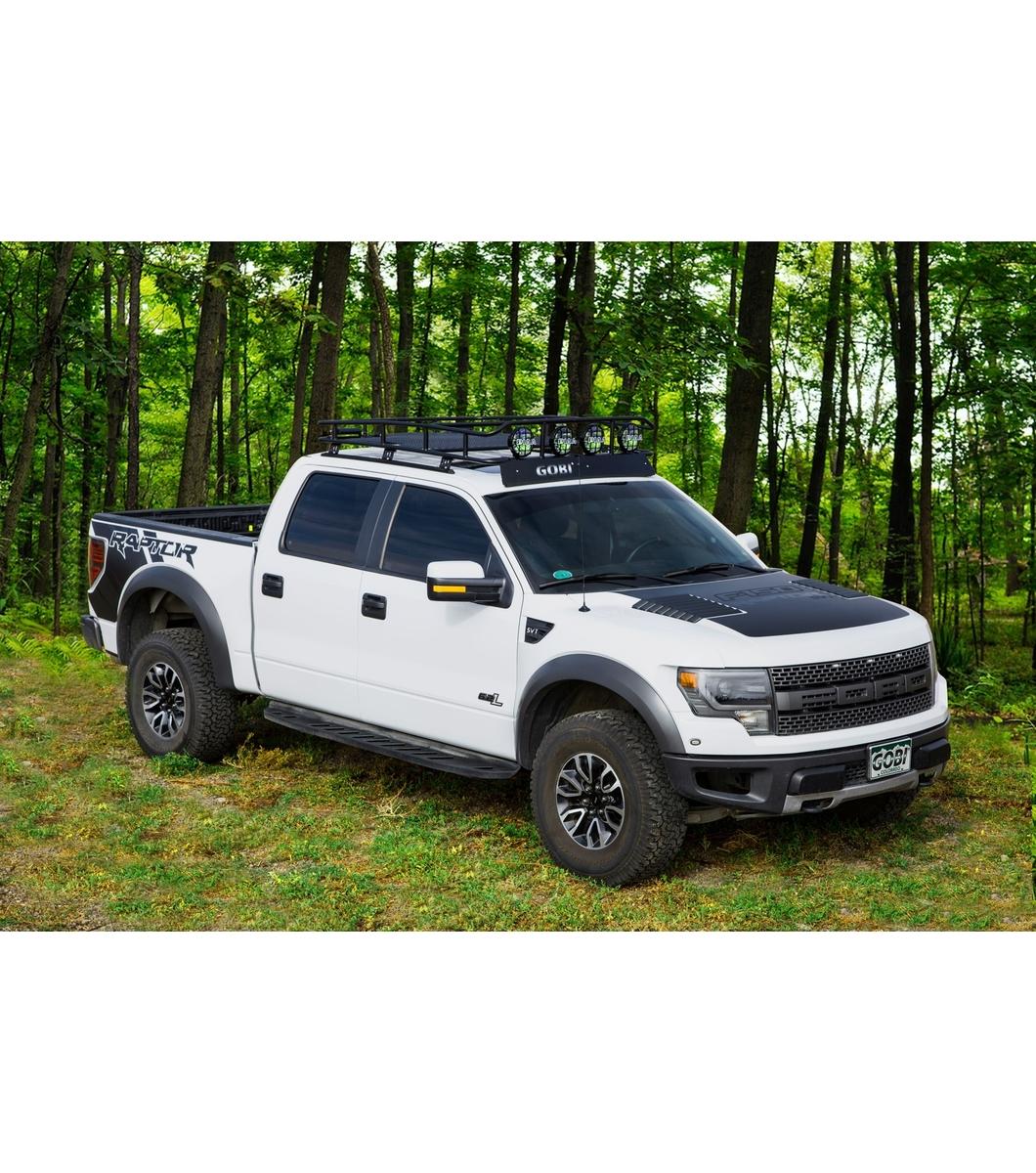 Ford Raptor Gobi Racks