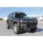 Hummer Overland Cargo Rack RhinoRack Thule ARB Yakima