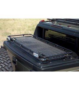 Hummer Sut 183 Bed Rack Gobi Racks