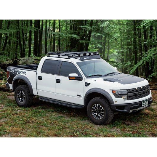 Ford F150 Raptor 183 Stealth Rack 183 4 Independent Led Lights