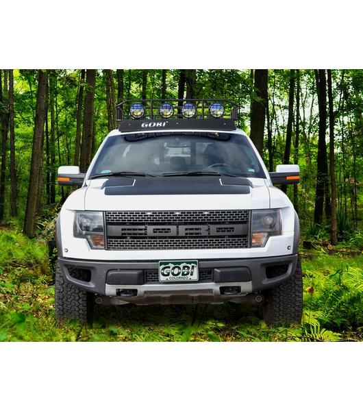 Gobi Roof Racks Ford F150 Ranger Front