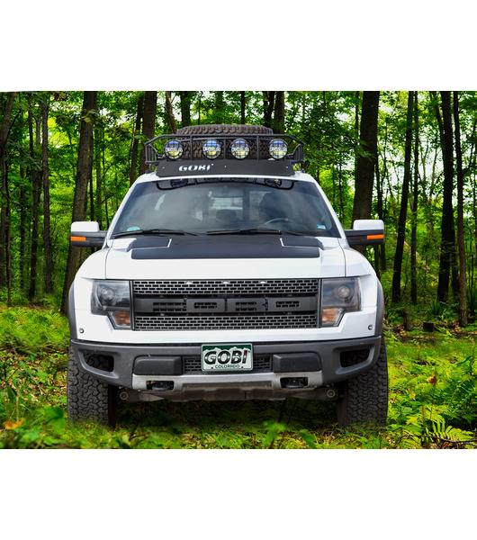 2008 Nissan Xterra Instrument Panel Lights: FORD F150 RAPTOR· RANGER WITH TIRE RACK· Multi-Light Setup