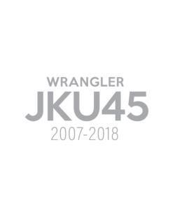WRANGLER JK45 4DOOR (2007-2018)