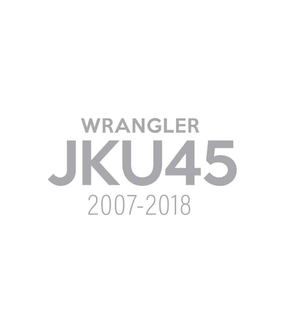 gobi gallery cover jeep wrangler jku45 2007-2018