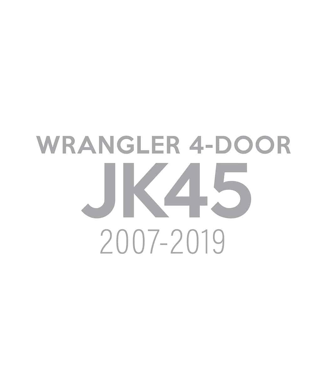 Jeep JKU45 4Door Roof Rack