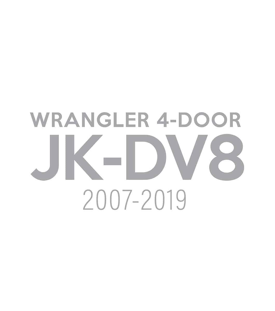 Jeep JKU-DV8 4Door