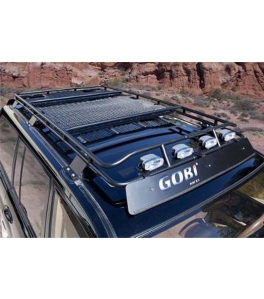 2008 Nissan Xterra Instrument Panel Lights: TOYOTA LAND CRUISER 100· STEALTH RACK· Multi-Light Setup
