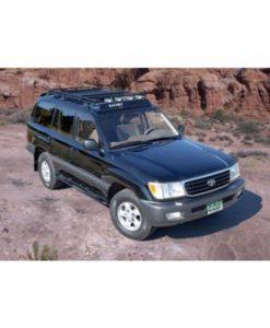 GOBI Toyota Landcruiser 100 Stealth Rack
