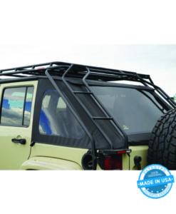 GOBI Jeep Wrangler JK45 Slantback Ladder - Driver Side