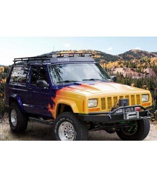 Gobi Roof Racks Jeep Cherokee Xj Stealth Rack