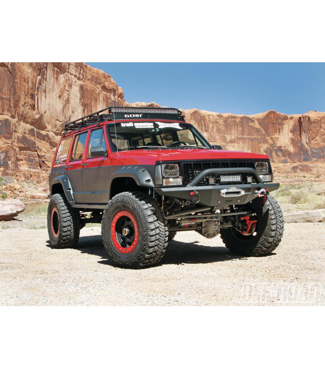 Jeep Cheroker: JEEP CHEROKEE XJ