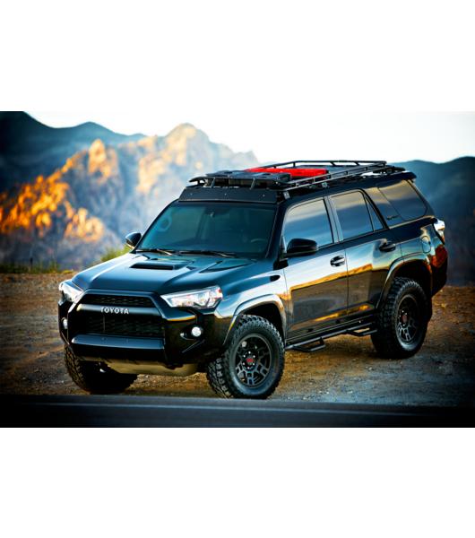 Nissan Xterra Roof Rack >> TOYOTA 4RUNNER 5th GEN· STEALTH RACK· Multi-Light Setup· WITH SUNROOF - Gobi Racks