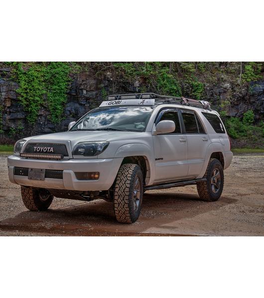 Gobi Roof Racks Toyota 4runner Front Stealth Rack