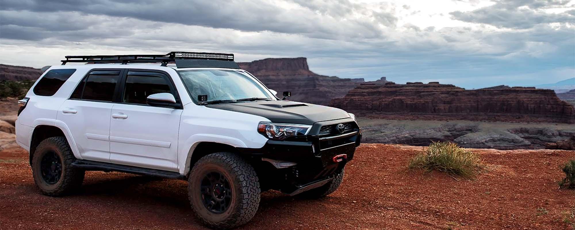 Gobi Roof Racks Toyota 4runner 5th Gen Moab