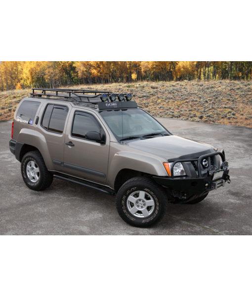 Nissan Xterra 05 15 183 Ranger Rack 183 4 Independent Led