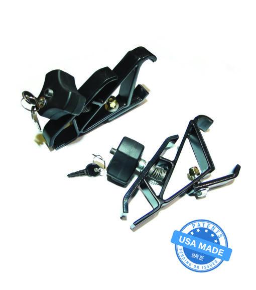 GOBI Ranger Ax&Shovel Attachment