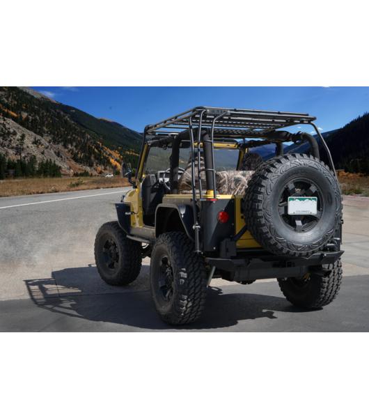 Beautiful Gobi Roof Racks Jeep Wrangler Tj Stealth Rack