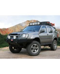 Nissan Xterra 00 04 183 Stealth Rack 183 Lightbar Setup 183 No