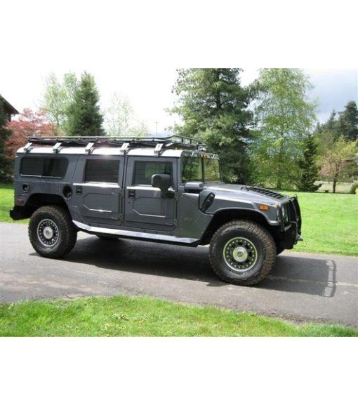 GOBI Hummer H1 Wagon Stealth Rack Multi-Light Setup