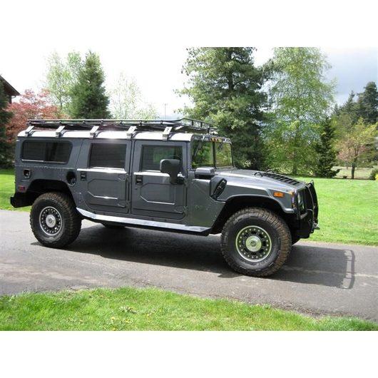 GOBI Hummer H1 Wagon Stealth Rack