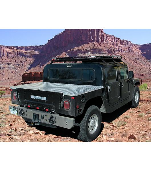 Gobi Roof Racks Hummer H1 Truck Sut Stealth
