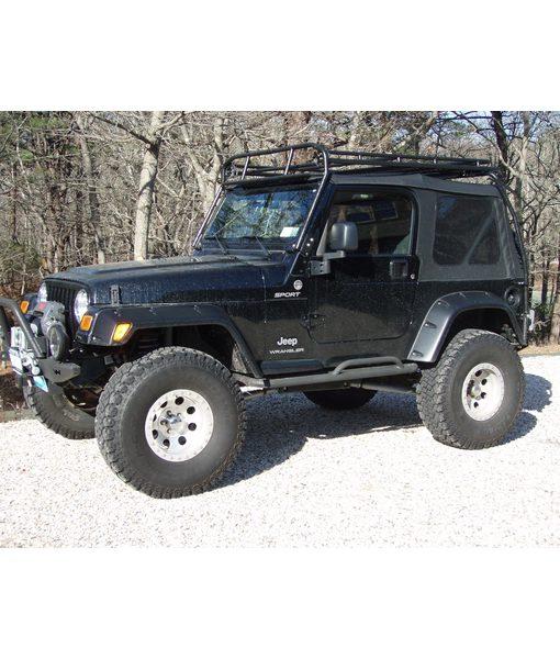 Gobi Roof Racks Jeep Wrangler Tj Stealth Rack