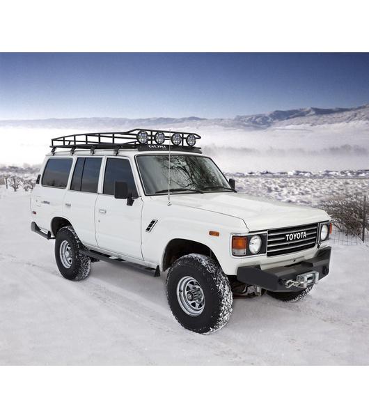 Toyota Landcruiser 60 62 183 Ranger Rack 183 Multi Light Setup