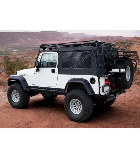 Jeep Tju 183 Ranger Rack 183 Multi Light Setup Gobi Racks
