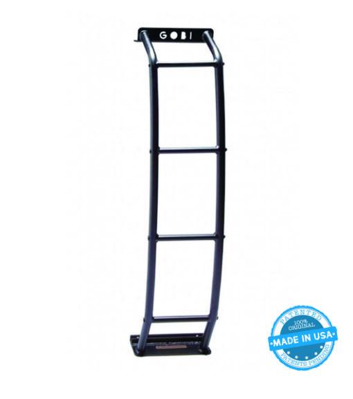 GOBI Hummer H2 Rear Ladder - Passenger Side