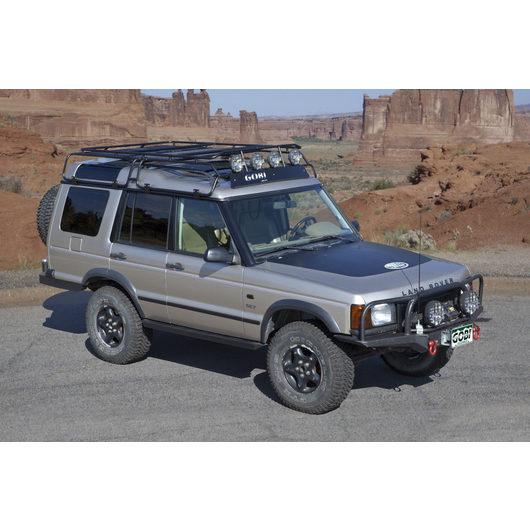 Land Rover Discovery 183 Ranger Rack 183 Multi Light Setup 183 No