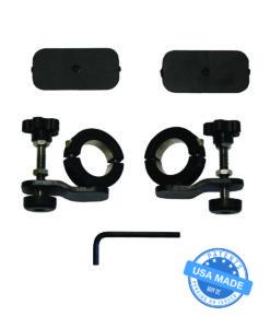 gobi roof racks rear-upper-isolators accessory attachment