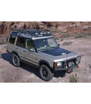 GOBI Land Rover Discovery II Stealth Rack No Sunroof