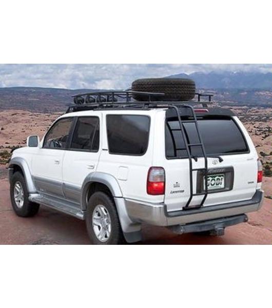 Gobi Roof Racks Toyota 4runner Ranger With Tire