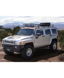 gobi-roof-racks-hummer-h3t-ranger-with-tire-rack-front