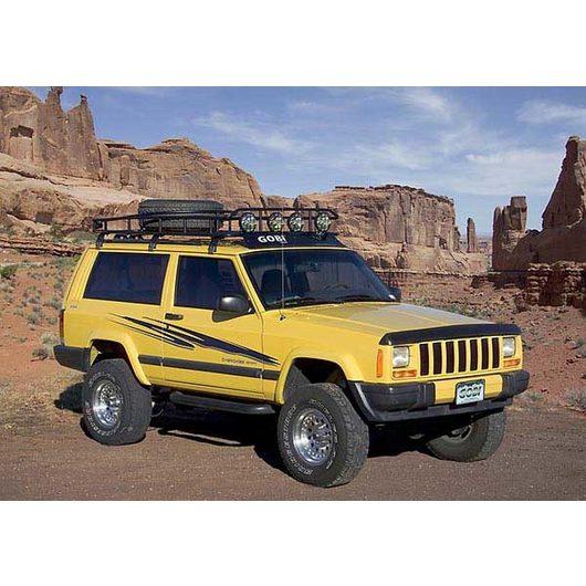 Gobi Roof Racks Jeep Cherokee Xj Front Ranger