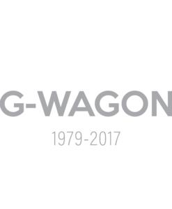 G-WAGON 1979-2017 (4DOOR)