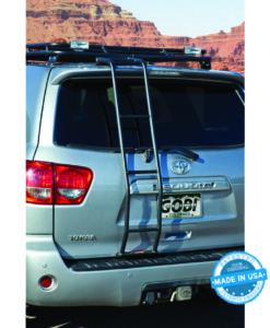 GOBI Toyota Sequoia Rear Ladder - Driver Side