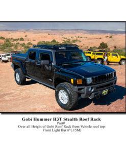 gobi-roof-racks-hummer-h3t-stealth-rack-front