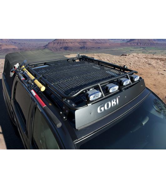 Toyota Tacoma Roof Rack Double Cab >> Toyota Tacoma Stealth Rack Multi Light Setup With Sunroof