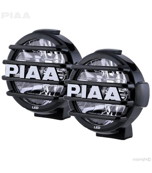 Piaa Lp570 7 U0026quot  Led Light Kit U00b7 Driving U00b7 Xtreme White U00b7 Sae Compliant