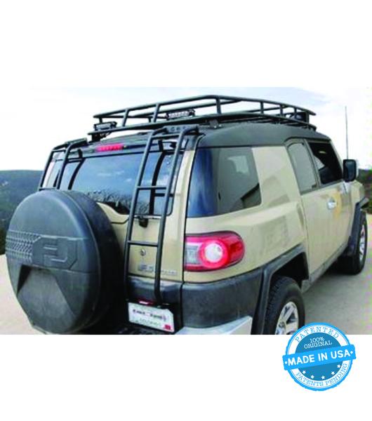 GOBI Toyota FJ Cruiser Rear Ladder Passenger Side
