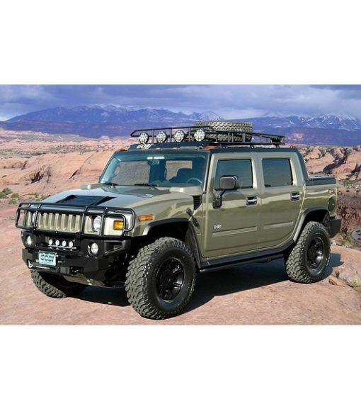 GOBI Hummer SUT Ranger Tire Carrier Rack No Sunroof