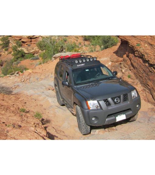 verland Roof Rack Adventure Nissan Xterra Cargo Rack