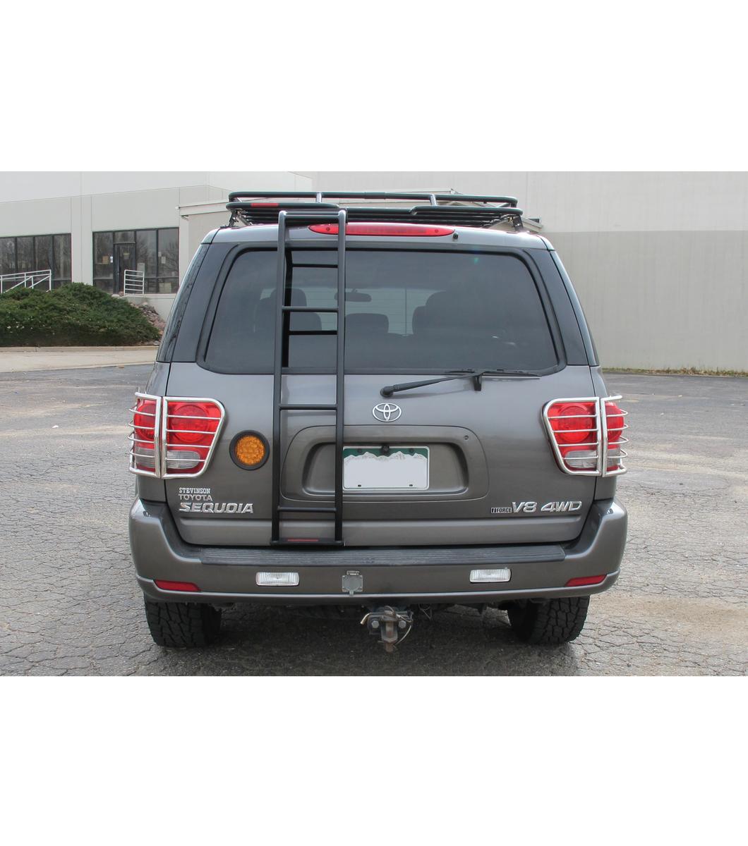 Toyota Sequoia: TOYOTA SEQUOIA 2001-2007· STEALTH RACK· Lightbar Setup· NO