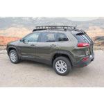 Jeep Cherokee KL Vehicle Cargo Rack