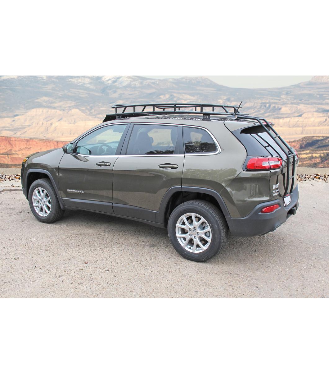 Jeep Cherokee Kl 183 Ranger Rack 183 Multi Light Setup 183 With