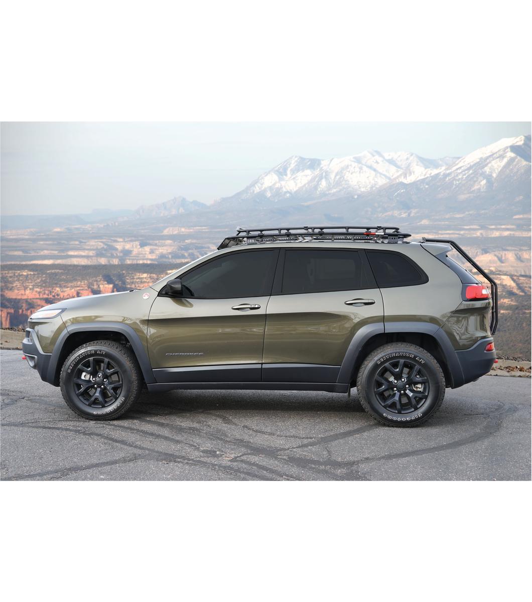 Jeep Cherokee Kl Gobi Racks