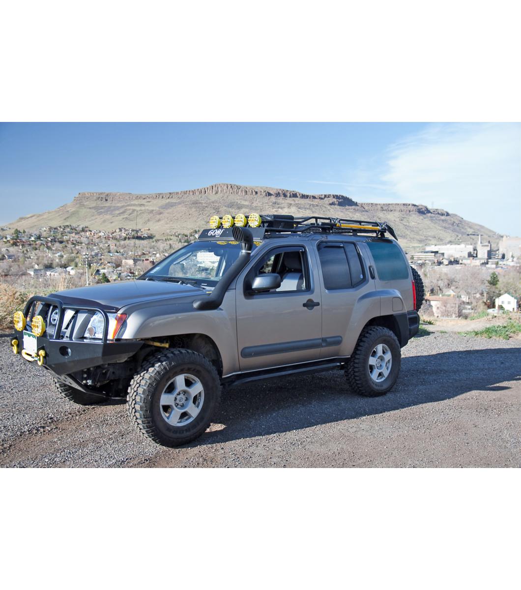 Nissan Xterra 05 15 183 Ranger Rack 183 Multi Light Setup 183 No