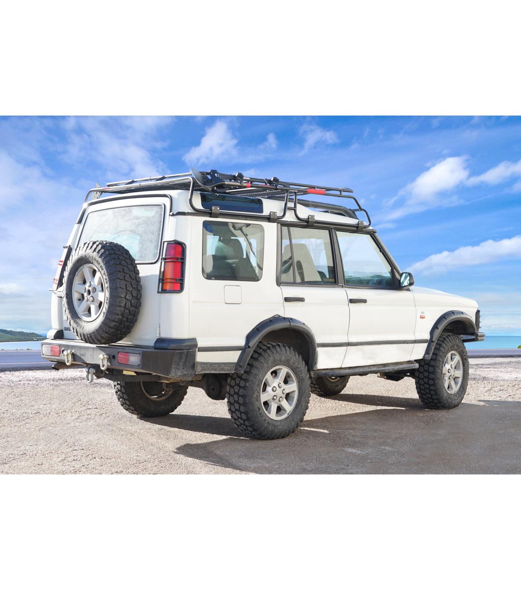 Land Rover Discovery 183 Ranger Rack 183 Multi Light Setup