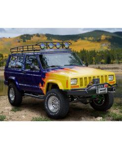 gobi usa roof rack jeep cherokee ranger rack